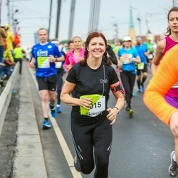 The 26th Lattelecom Riga Marathon - Anita Āboltiņa (6015)