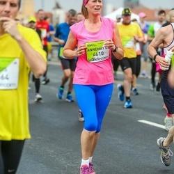 The 26th Lattelecom Riga Marathon - Annemay G. Lie (4610)