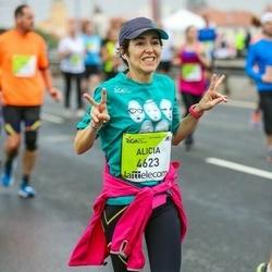 The 26th Lattelecom Riga Marathon - Alicia Hernandez (4623)