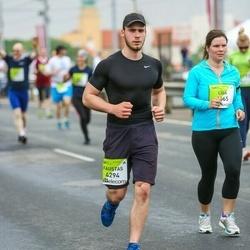 The 26th Lattelecom Riga Marathon - Līga Aistere (4665)