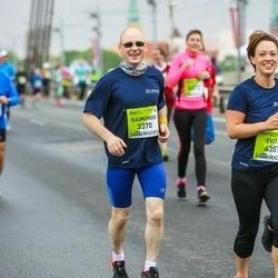 The 26th Lattelecom Riga Marathon - Raimonds Zoltners (3370), Evita Zoltnere (4357)