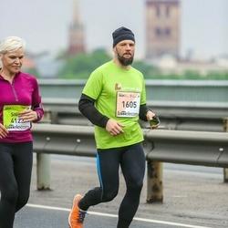 The 26th Lattelecom Riga Marathon - Ints Tirkovskis (1605)