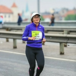 The 26th Lattelecom Riga Marathon - Anja Elfving (4255)