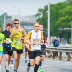 The 26th Lattelecom Riga Marathon - Jurijs Dorofejevs (212), Ēriks Buivids (3791)