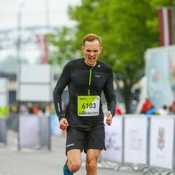 The 26th Lattelecom Riga Marathon - Evaldas Morkūnas (6103)