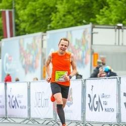 The 26th Lattelecom Riga Marathon - Sandis Pētersons (3397)