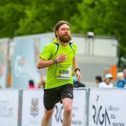 The 26th Lattelecom Riga Marathon - Sebastian Rawohl (6388)