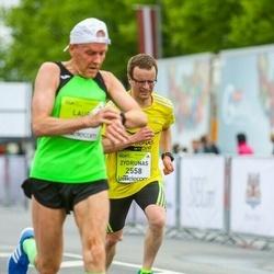 The 26th Lattelecom Riga Marathon - Zydrunas Velicka (2558)