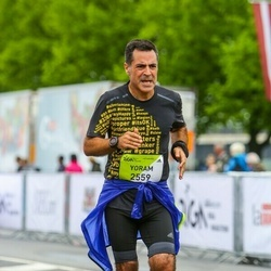 The 26th Lattelecom Riga Marathon - Yoram Kedem (2559)