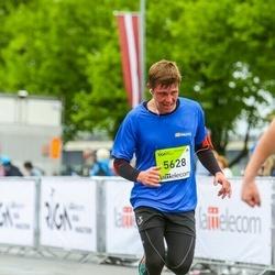 The 26th Lattelecom Riga Marathon - Artūrs Andersons (5628)