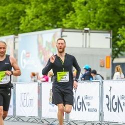 The 26th Lattelecom Riga Marathon - Eduards Bremers (2649)