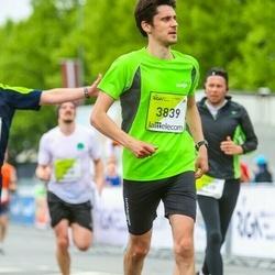 The 26th Lattelecom Riga Marathon - Andris Karpovs (3839)