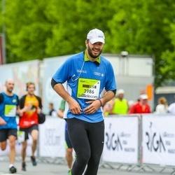 The 26th Lattelecom Riga Marathon - Agnese Ginovska (3986)