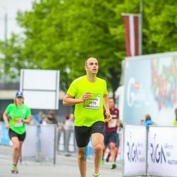 The 26th Lattelecom Riga Marathon - Sofiane Adim (3970)