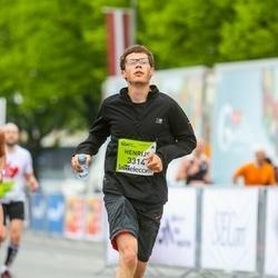 The 26th Lattelecom Riga Marathon - Henrijs Strazdiņš (3314)