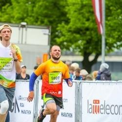 The 26th Lattelecom Riga Marathon - Uldis Raudenieks (5807)