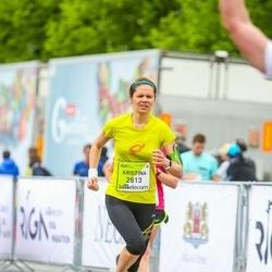 The 26th Lattelecom Riga Marathon - Kristina Markeviča (2813)