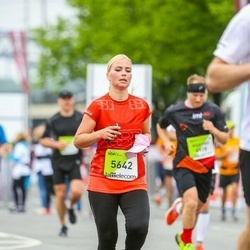 The 26th Lattelecom Riga Marathon - Inga Pokule (5642)