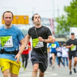 The 26th Lattelecom Riga Marathon - Alexandre Brodeur (3225)