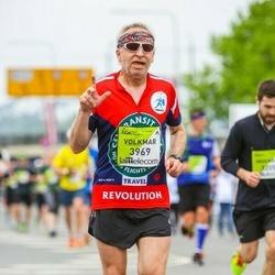 The 26th Lattelecom Riga Marathon - Volkmar Hädrich (3969)