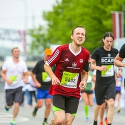 The 26th Lattelecom Riga Marathon - Vjačeslavs Šarkels (5602)