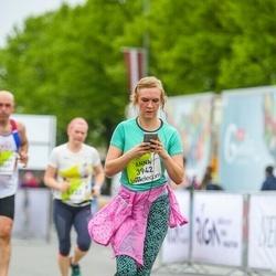 The 26th Lattelecom Riga Marathon - Anna Katkeviča (3942)