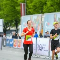 The 26th Lattelecom Riga Marathon - Agita Zvaigzne (5097)