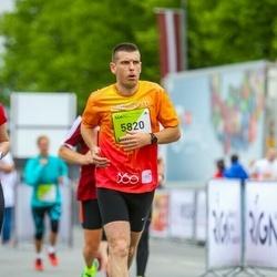 The 26th Lattelecom Riga Marathon - Aigars Slotiņš (5820)