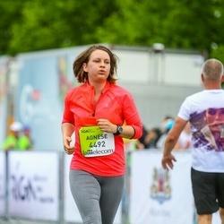 The 26th Lattelecom Riga Marathon - Agnese Zardina (4492)