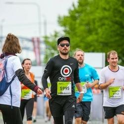 The 26th Lattelecom Riga Marathon - Martin Fink (3712), Aigars Brūveris (5525), Rihards Streiķis (5995)