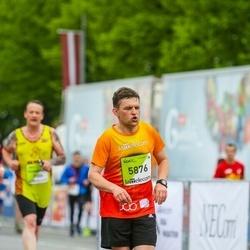 The 26th Lattelecom Riga Marathon - Ēvalds Žogla (5876)