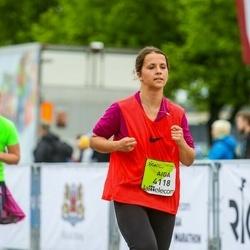 The 26th Lattelecom Riga Marathon - Aiga Āboliņa (4118)