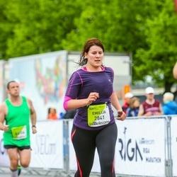 The 26th Lattelecom Riga Marathon - Emilija Samcenkaite (2841)