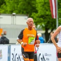 The 26th Lattelecom Riga Marathon - Ferdie De Boer (5026)