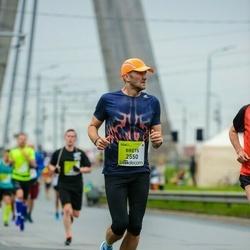 The 26th Lattelecom Riga Marathon - Brets Pirtnieks (2550)
