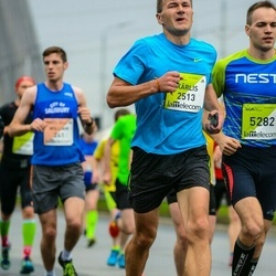 The 26th Lattelecom Riga Marathon - Kārlis Ielejs (2513), Aigars Kalnups (5282)