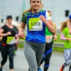 The 26th Lattelecom Riga Marathon - Anna Žilde (5353)