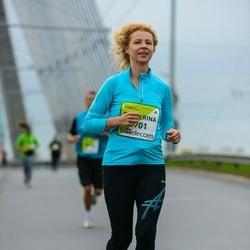 The 26th Lattelecom Riga Marathon - Ekaterina Gorcheva (4701)