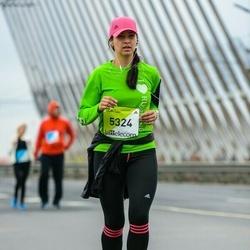 The 26th Lattelecom Riga Marathon - Julija Skultina (5324)