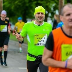 The 26th Lattelecom Riga Marathon - Mihails Janins (3433)