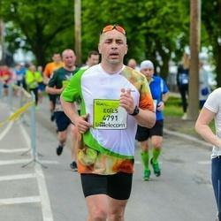 The 26th Lattelecom Riga Marathon - Egīls Kaužēns (4791)