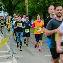 The 26th Lattelecom Riga Marathon - Natalia Melnikova (3639), Evita Vēvere (6069)