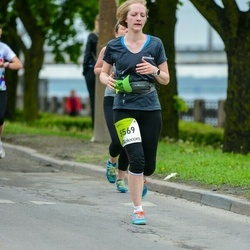 The 26th Lattelecom Riga Marathon - Anete Danelsone (5569)