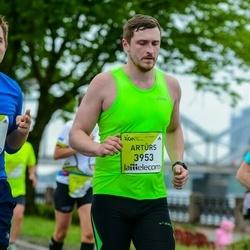 The 26th Lattelecom Riga Marathon - Artūrs Levins (3953)
