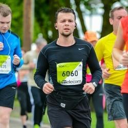 The 26th Lattelecom Riga Marathon - Konstantin Palamar (6060)