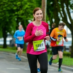 The 26th Lattelecom Riga Marathon - Daiga Greiškāne (5887)