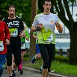The 26th Lattelecom Riga Marathon - Agris Meilerts (3296), Gints Ozolins (5455)