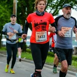 The 26th Lattelecom Riga Marathon - Fabio Magni (1233), Aija Linē (1633)