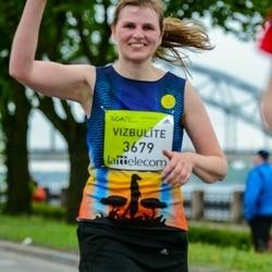 The 26th Lattelecom Riga Marathon - Vizbulīte Celmiņa (3679)