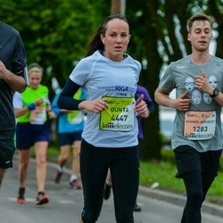 The 26th Lattelecom Riga Marathon - Gunta Zdanoviča (4447)
